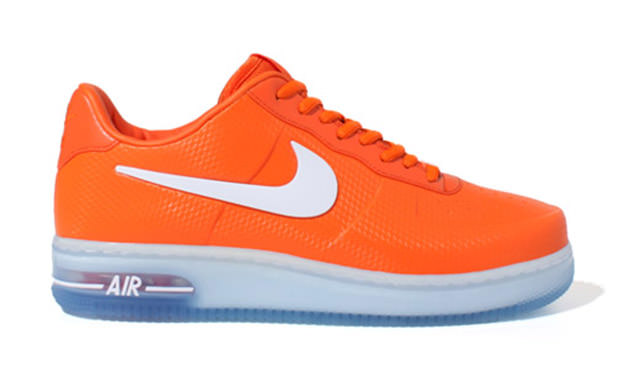 Nike Air Force 1 Foamposite Low Orange
