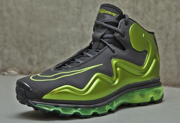 "Nike Air Max Flyposite ""Brilliant Green"""