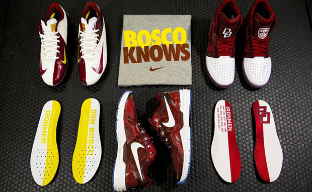Nike Don Bosco Collection