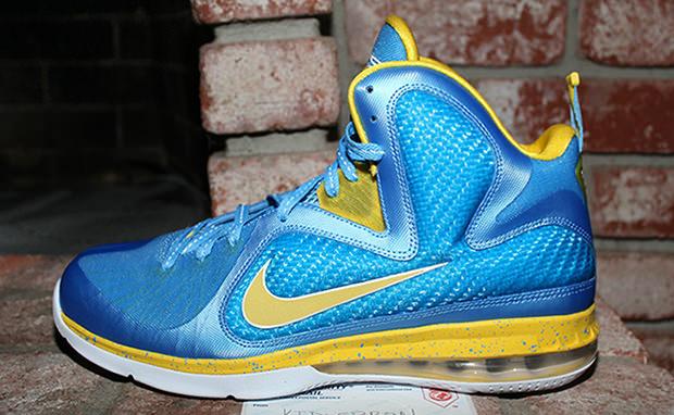 Nike LeBron 9 Swin Cash PE