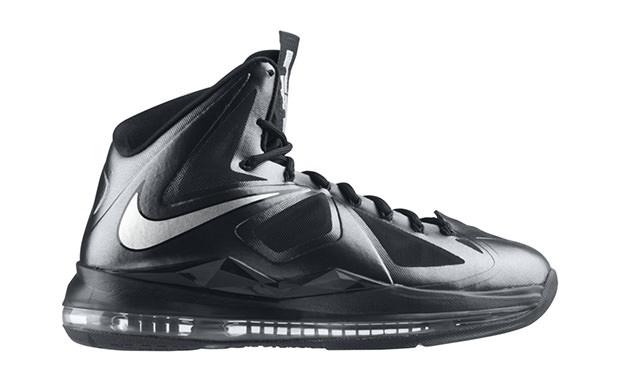 Nike LeBron X Black Diamond