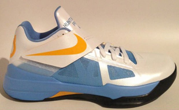 Nike Zoom KD IV High School PE Collection