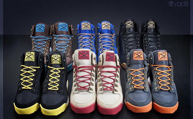 Radii McKinley Boots