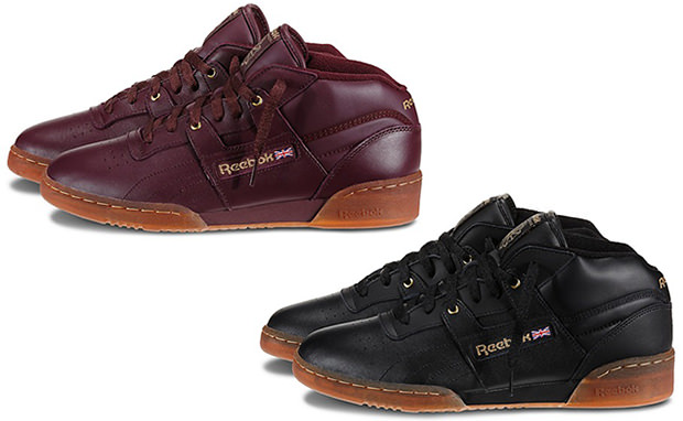 Reebok Workout R12 Peanut Butter Maroon Black