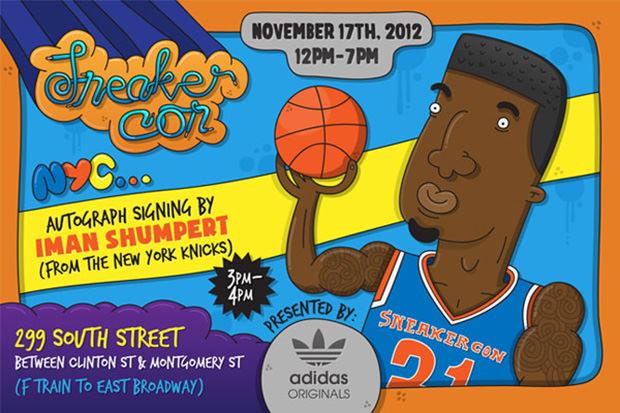 Sneaker Con NYC 2012