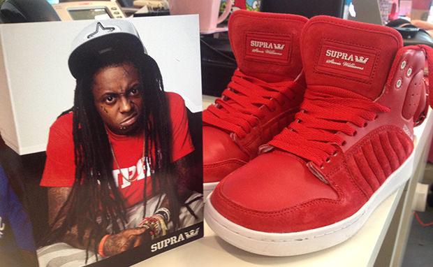 Supra S1W by Lil Wayne