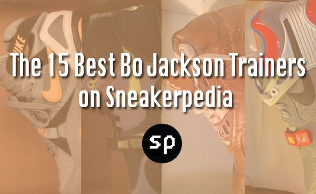 The 15 Best Bo Jackson Trainers on Sneakerpedia