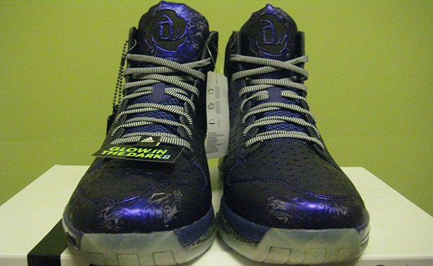 adidas D Rose 3 Nightmare Before Christmas 2