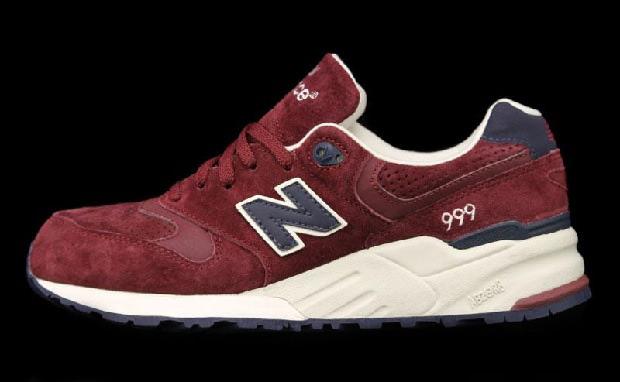 "New Balance 999 ""Maroon"""
