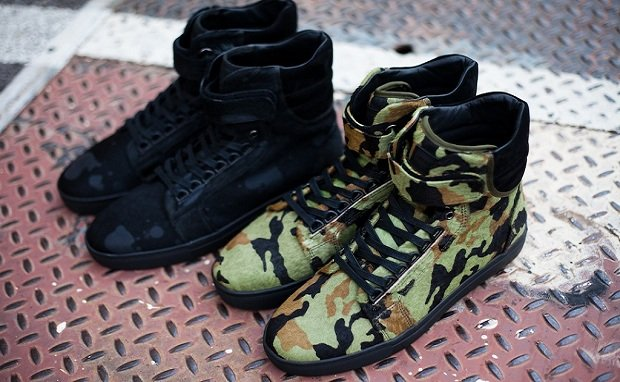 "Android Homme Propulsion Hi 1.5 ""Pony Hair Camoflauge"" Collection"
