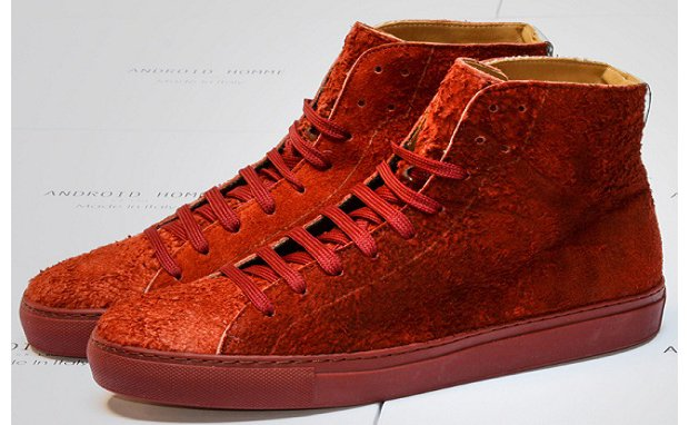"Android Homme Supernova ""Made in Italy"" - Rosso"