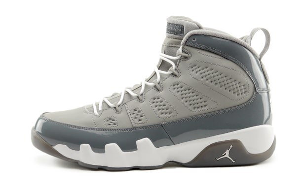 Everything You Need to Know About the Air Jordan 9 Cool Grey