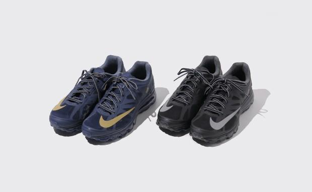 F.C.R.B. x Nike Air Max+ 2012 Pack