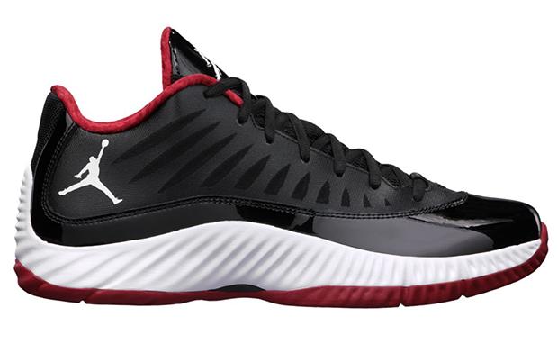 Jordan Super.Fly Low Black Red