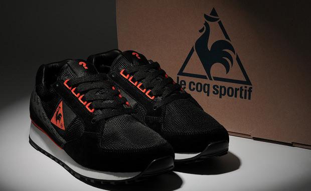 size? x Le Coq Sportif Eclat Paris Exclusive