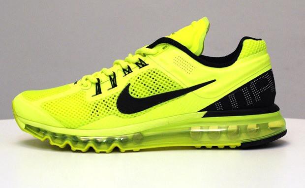 """Nike Air Max 2013 """"Volt"""""""
