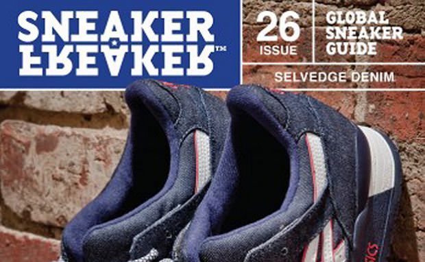 Sneaker Freaker Issue 26 Available for Pre-order
