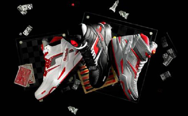 "Reebok Pump Twilight Zone ""Christmas Eve"" Pack"