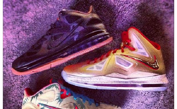 """Nike LeBron 9 Low """"Camo"""""""