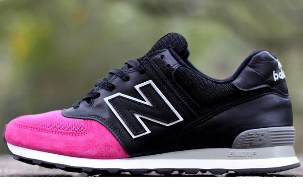 New Balance 574 ?Pink Devil? Custom