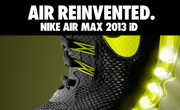 Nike Air Max 2013 Coming to NIKEiD