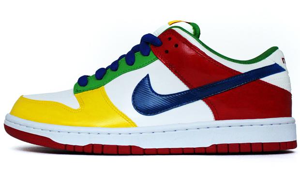 Nike Dunk Low ?eBay? Custom | Nice Kicks
