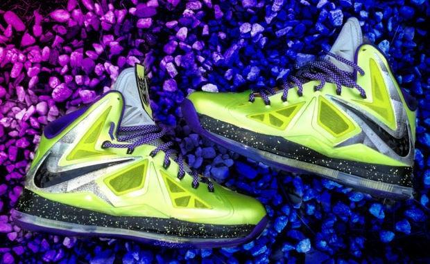 Nike LeBron X Devastator Custom