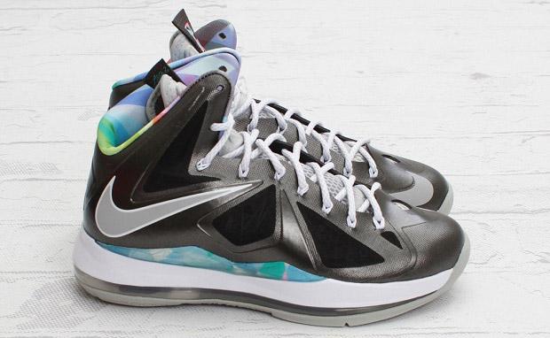 Nike LeBron X ?Prism?