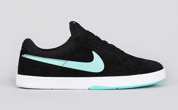 Nike SB Koston 1 Black/Crystal Mint