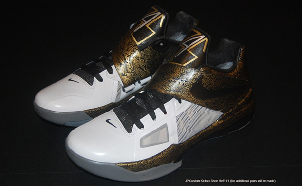 Nike Zoom KD IV Doernbecher 9 Custom