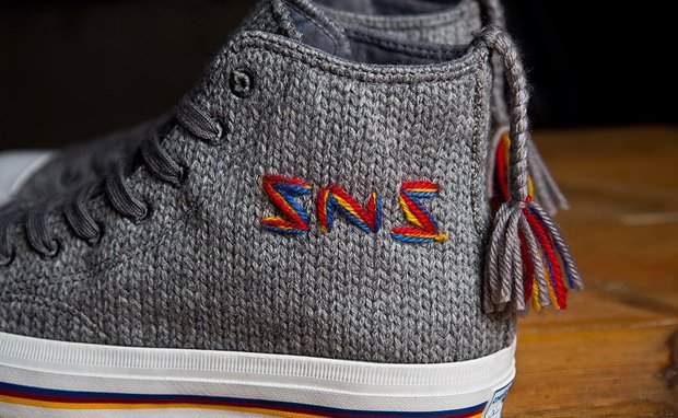 Sneakersnstuff x Converse Chuck Taylor Grey Lovikka