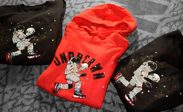 UNDRCRWN 2012 Astrodunk Collection