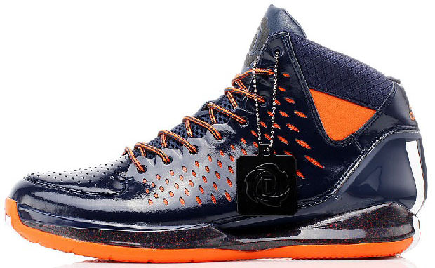 adidas D Rose 3 ?Chicago Bears?