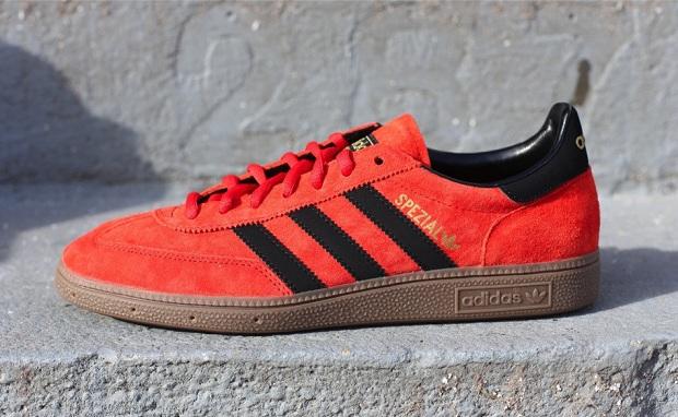 "adidas Spezial ""Vivid Red"""