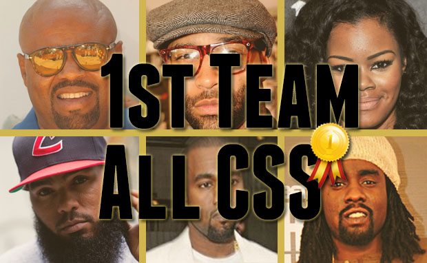 2012 All CSS First Team