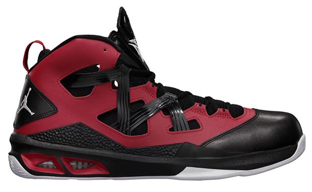 Jordan Melo M9 Gym Red Black