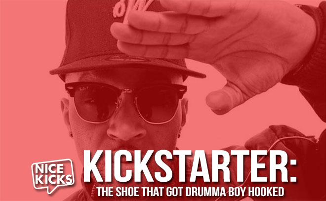 Kickstarter Drumma Boy