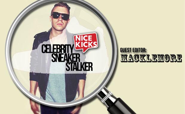 Celebrity Sneaker Stal...