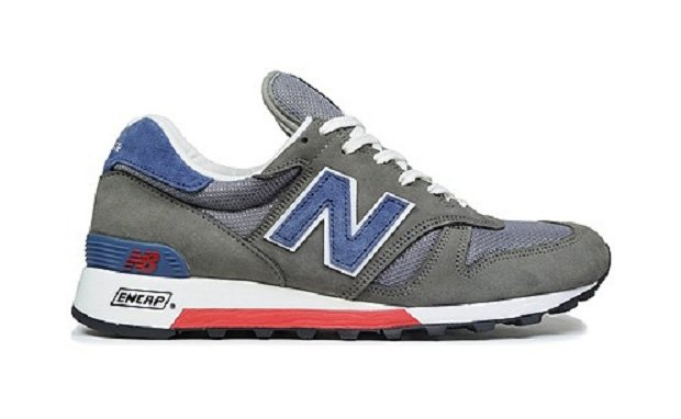 New Balance 1300 Charcoal Grey/Navy-Red
