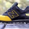 """New Balance 574 """"Wu-Balance"""" Custom"""