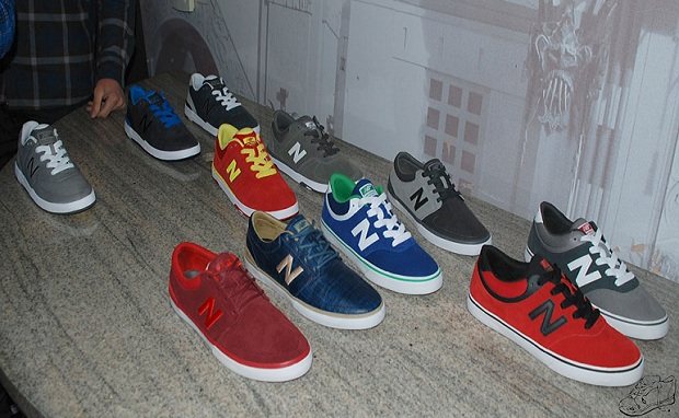 New Balance Numeric Preview