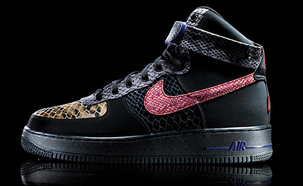 "Nike Air Force 1 High ""Year of the Snake"""