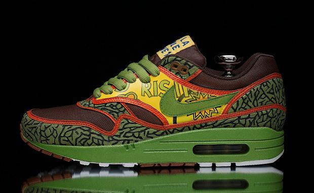 "Nike Air Max 1 ""De La Soul"" Custom"
