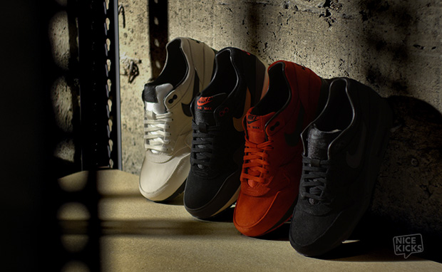 Nike Air Max 1 Premium Collection Available Now