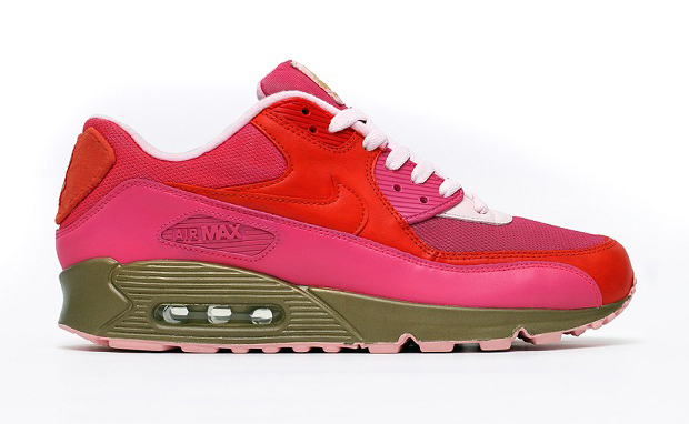 "Nike Air Max 90 ""Pink Kid Robot"" Custom"
