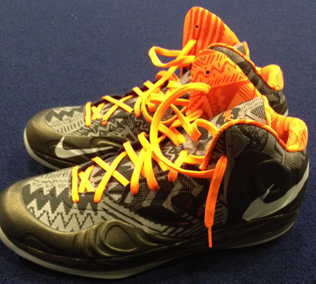 Nike Air Max Hyperposite Black History Month PE