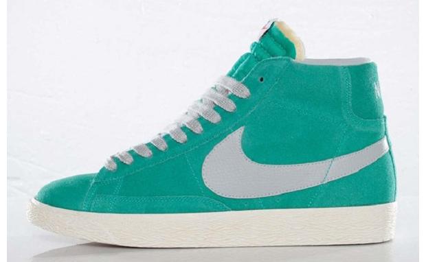 "Nike Blazer Mid Premium VNTG Suede ""Atomic Teal"""
