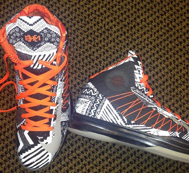 Nike Hyperdunk 2012 BHM