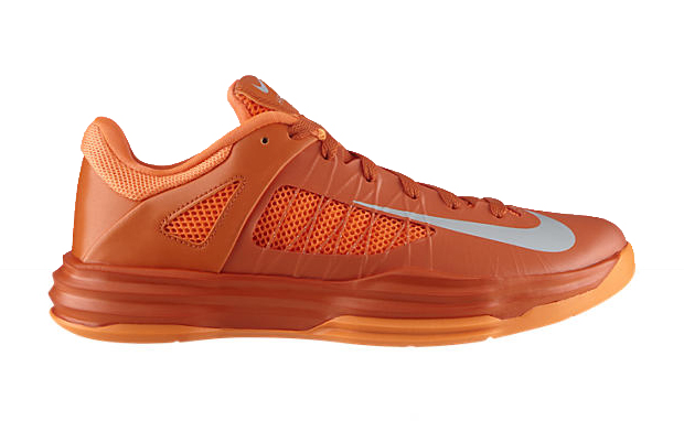 Nike Hyperdunk 2012 Low Total Orange