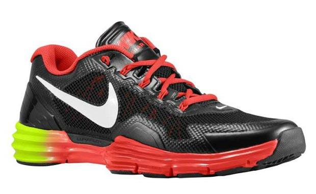 Nike Lunar TR1 Black/Hyper Red-Volt